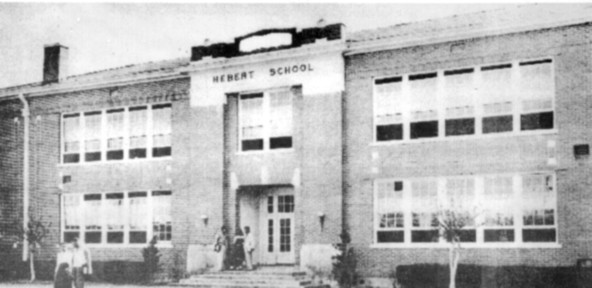 Old Hebert School Building