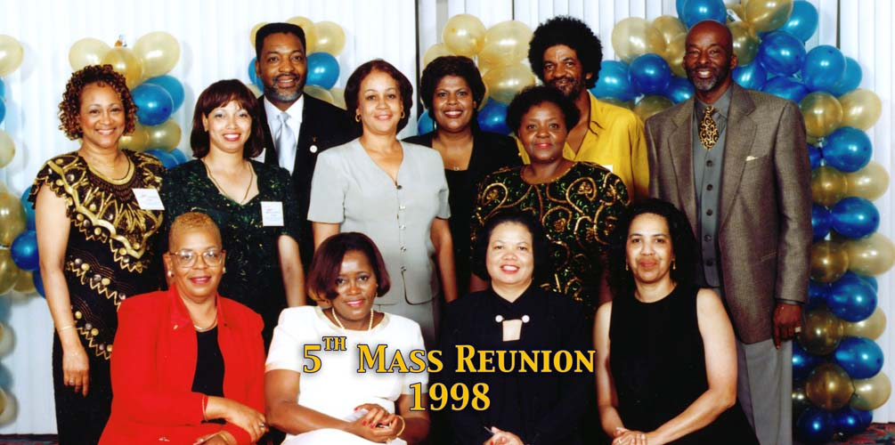 5th Mass Reunion