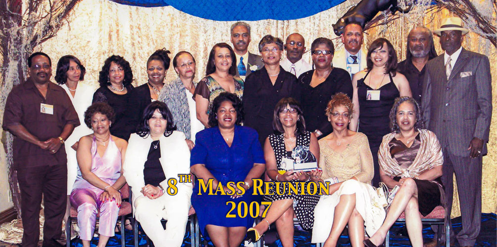 8th Mass Reunion